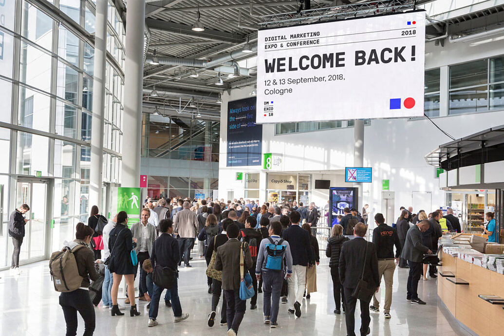 DMEXCO - Digital Marketing Exposition & Conference